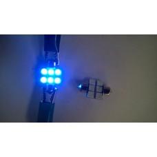 led lamp blue
