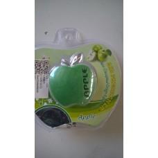car perfume green