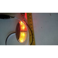 led light red yellow