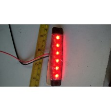 led light red