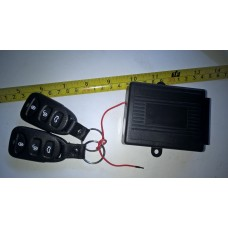 remote control sentral locking