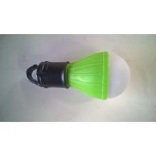 led battery lamp green