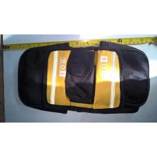 bicycle bag with phone case