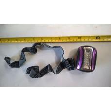 led headlamp Purple