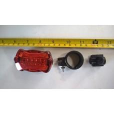 rear red led light