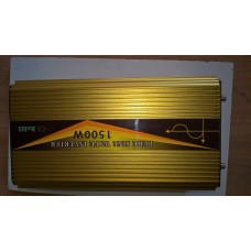 inverter 12v to 1500w pure sine wave with digital screen