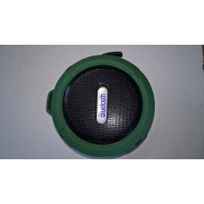 bluetooth speaker with sd card waterproof 5w green