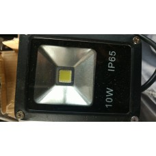 10W  LED Cool White Flood Light Outdoor