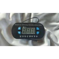 digital thermometer 12v with relay